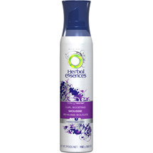 Herbal Essences Curl Boosting Mousse Totally Twisted