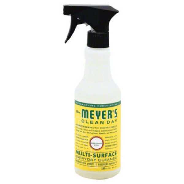 Mrs. Meyer's Clean Day Honeysuckle Scent Multi-Surface Cleaner