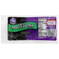 Kroger Fresh Mozzerella Log