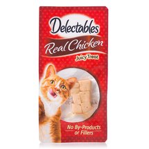 Hartz Delectables .4 oz Chicken Juicy Treat