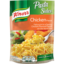 Knorr Pasta Sides Fettuccini With Chicken Parmesan Sauce