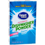 Great Value Dishwashing Detergent
