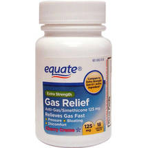 Equate Cherry Creme Extra Strength Gas Relief Chewable Tablets
