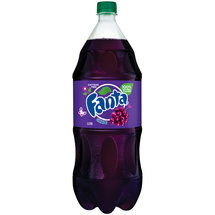 Fanta Grape Soda