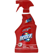 Resolve Triple Action Carpet Stain Remover