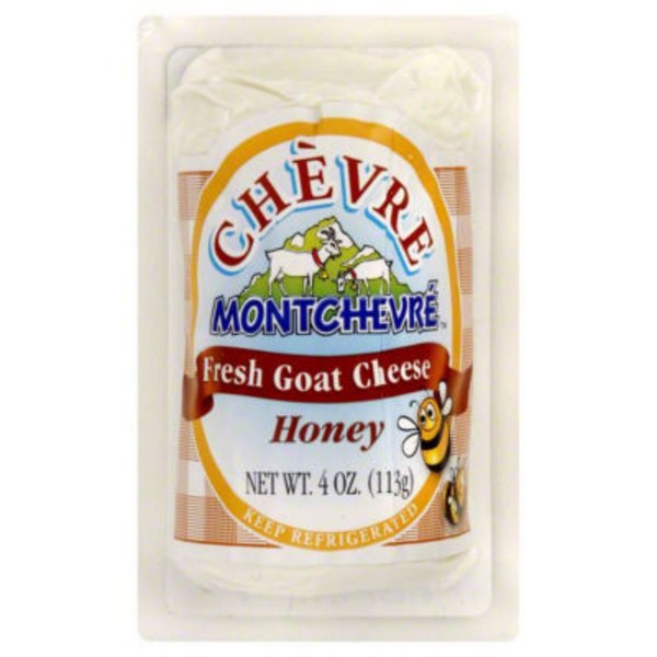Montchevre Chevre Goat Cheese Fresh Honey