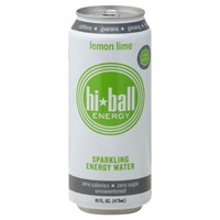 Hi-Ball Sparkling Energy Water Lemon Lime