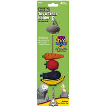 FORTI-DIET Bird Toy & Treat Holder