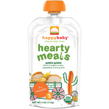 Happy Family Happy Baby Hearty Meals Stage 3 Organic Gobble Gobble