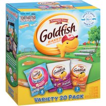 Pepperidge Farm Goldfish Baked Snacks Variety Pack