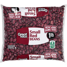 Great Value Red Small Beans