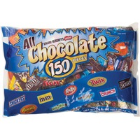 Hershey All Chocolate Fun Size Variety Pack