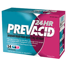 Prevacid 24hr Acid Reducer