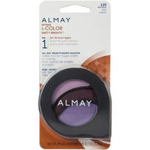 Almay Intense I-Color Party Brights All Day Wear Powder Eye Shadow For Brown Eyes