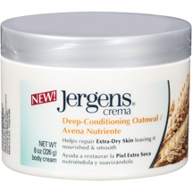 Jergens Crema Deep Conditioning Oatmeal