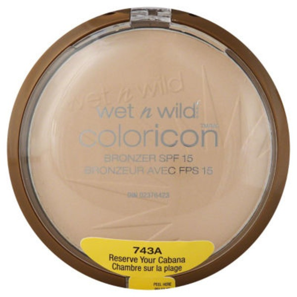Wet n' Wild Coloricon Bronzer SPF 15