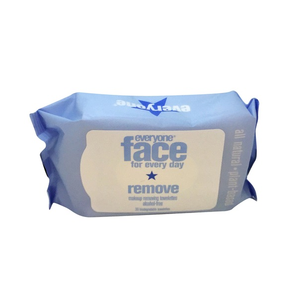 Everyone Towelettes, Make Up Removing, Face