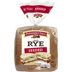 Pepperidge Farm Jewish Rye Seeded Bread