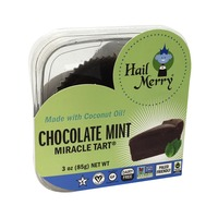 Hail Merry Chocolate Mint Miracle Tart