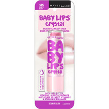 Maybelline New York Baby Lips Crystal Lip Balm 130 Crystal Kiss Beam of Blush