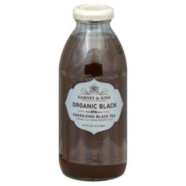 Harney & Sons Organic Black Energizing Tea