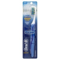 Oral-B Pulsar Oral-B Pro-Health Pulsar Tooth Brush, 1 ct. SOFT Manual Oral Care