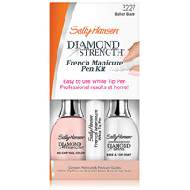 Sally Hansen Diamond Strength French Manicure Pen Kit 3227 Ballet Bare