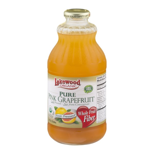 Lakewood Organic Pure Pink Grapefruit