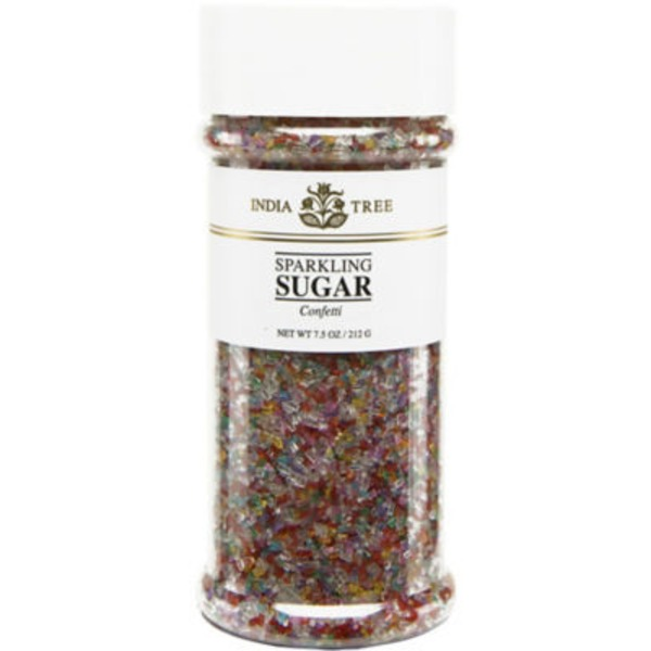 India Tree Sparking Sugar Confetti