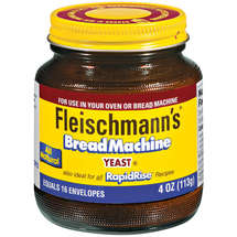 Fleischmanns Bread Machine Yeast