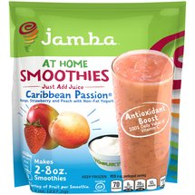 Jamba Caribbean Passion Smoothies