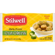 Stilwell Lightly Breaded Cut Okra