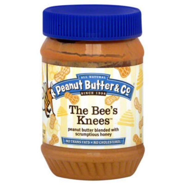 Peanut Butter & Co. All Natural Peanut Butter & Co. The Bee's Knees