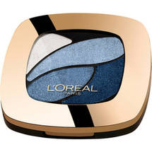 L'Oreal Paris Colour Riche Dual Effects Eye Shadow 0.12 oz 280 Eternal Blue