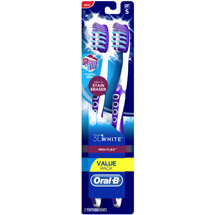Oral-B 3D White Pro-Flex Soft Toothbrush