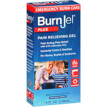 Water-Jel Pain Relieving Lidocaine Hcl Burn Jel