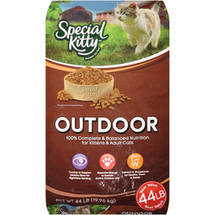 Special Kitty Outdoor Dry Cat Food
