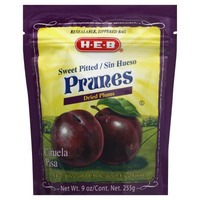 H-E-B Pitted Prunes