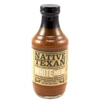 Native Texan White Meat Poultry & Pork Bbq Sauce