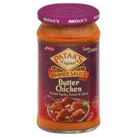 Patak's Tastes Of India Butter Chicken Simmer Sauce