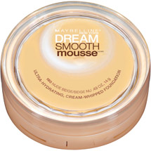 Dream Smooth Mousse Foundation Nude Beige