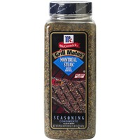 Bottle Blends Montreal Steak Grill Mates Seasoning
