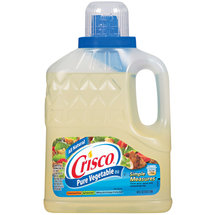 Crisco Vegetable Pure All Natural Oil