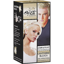 Splat Semi Perm Hair Color Bleach