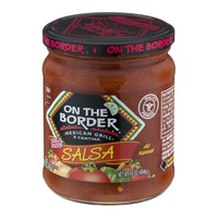 On The Border Salsa Hot