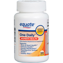 Equate 1-Daily Womens