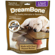 DreamBone Peanut Butter Small Medium