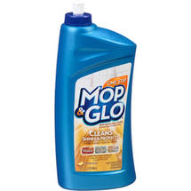 Mop & Glo Triple Action Fresh Citrus Scent Floor Cleaner