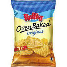 Baked! Ruffles Original Potato Crisps