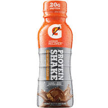 Gatorade Recover Peanut Butter Chocolate Protein Shake